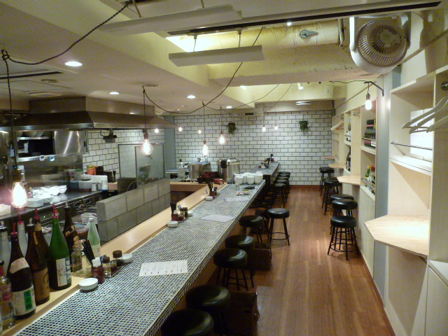 KITCHEN TACHIKICHI青山店007